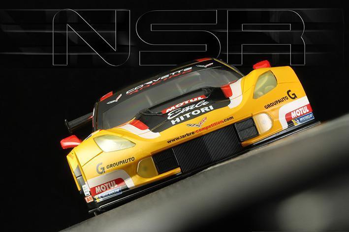 Corvette C7.R #50 | NSR