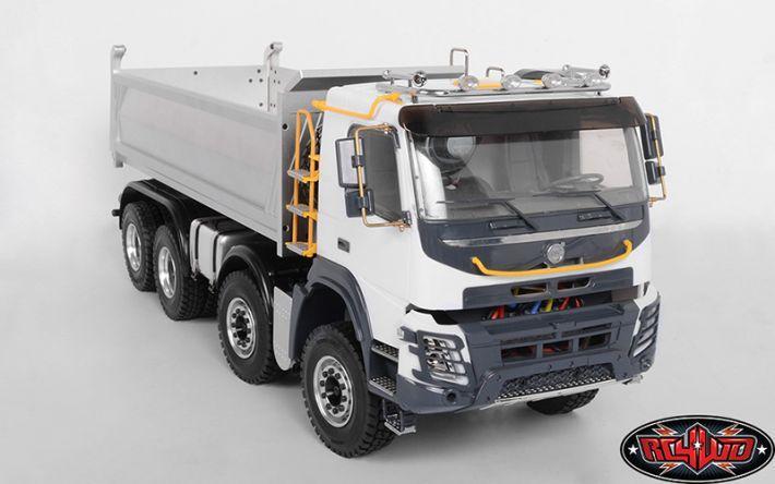 Armageddon Hydraulic Dump Truck | RC4WD