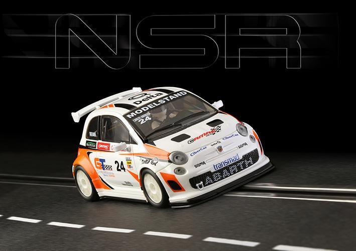 Abarth 500 Assetto Corse #24 | NSR