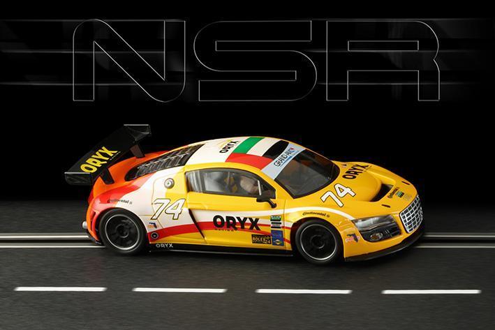 Audi R8 - 24h Daytona 2012 | NSR