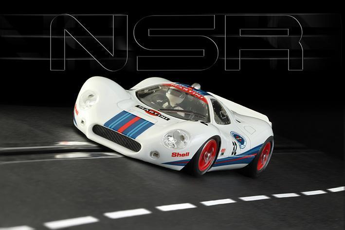 P68 Alan Mann | NSR