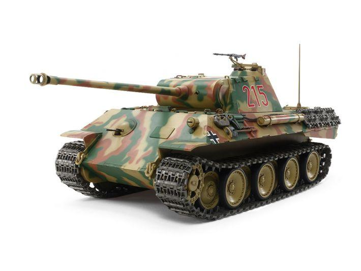 German Tank Panther RC | Tamiya