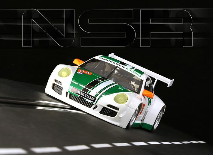 Porsche 997 RSR #54 | NSR