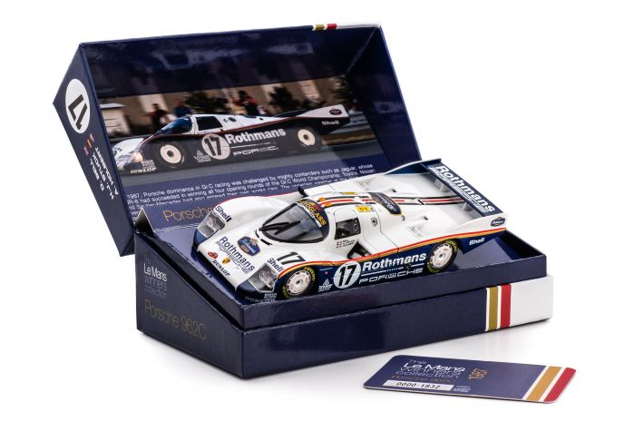 Porsche 962C 85 #17 | Slot.it