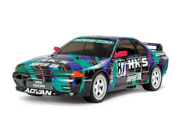 HKS Nissan Skyline GT-R Gr.A (TT-01 Type-E) | Tamiya