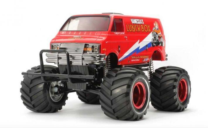 Lunch Box Red Edition | Tamiya