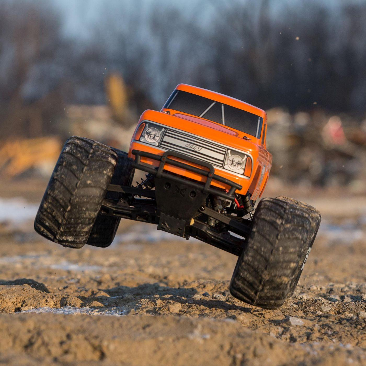 Amp Crush 2WD Monster Truck | ECX