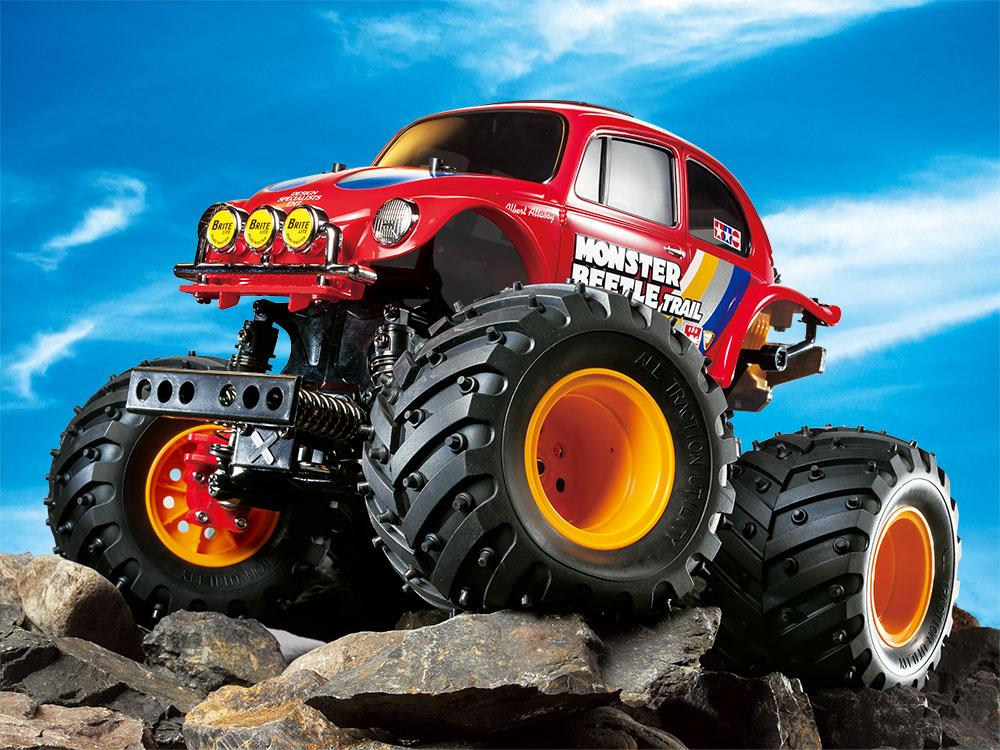 Monster Beetle Trail (GF-01TR) | Tamiya