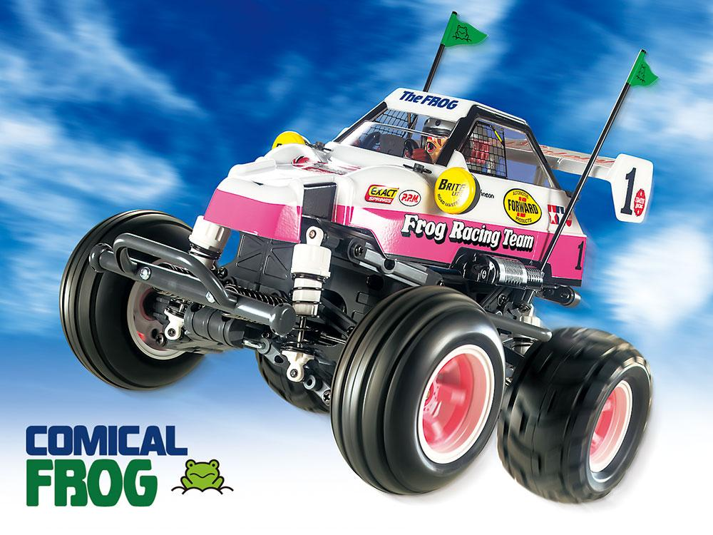 Comical Frog | Tamiya