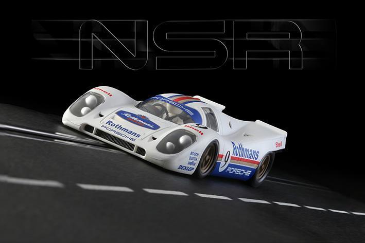 Porsche 917k Rothmans #9 | NSR