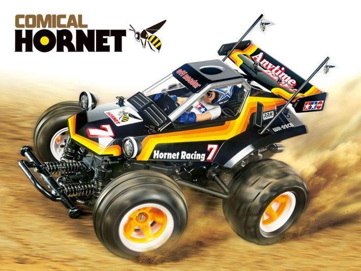Comical Hornet (WR-02CB) | Tamiya