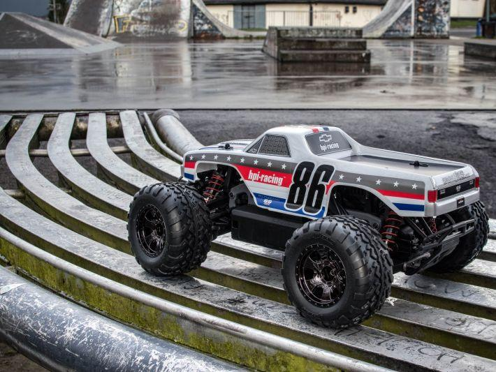 Savage XS Flux El Camino SS | HPI-Racing
