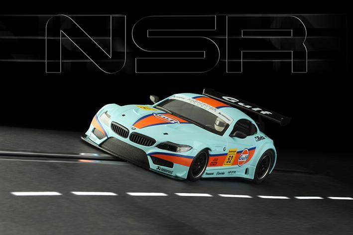 BMW Z4 Gulf Edition | NSR