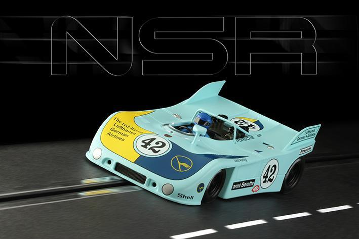 Porsche 908/3 Glen Watkins 1972 | NSR