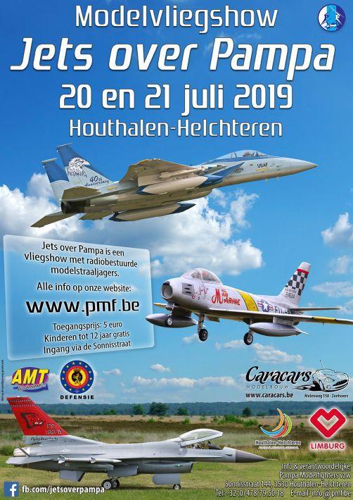 Jets over Pampa 2019 | PMF | Houthalen-Helchteren