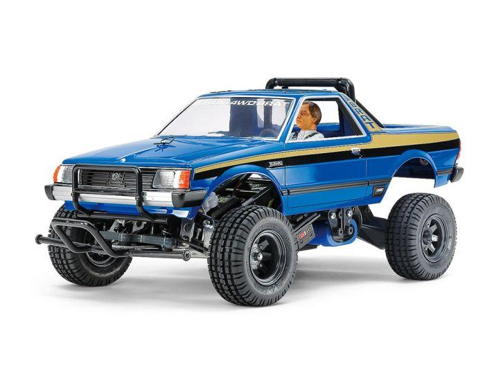 Subaru Brat Blue Version | Tamiya