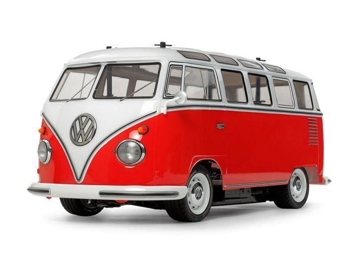 Volkswagen Type 2 | Tamiya