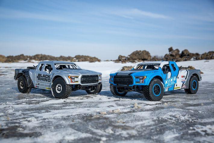 Ford Raptor Baja Rey | Losi