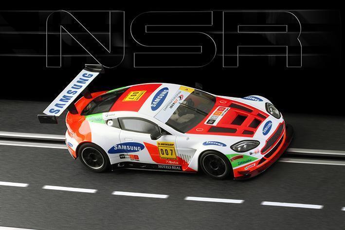ASV GT3 #007 GT Jarama 2010 | NSR