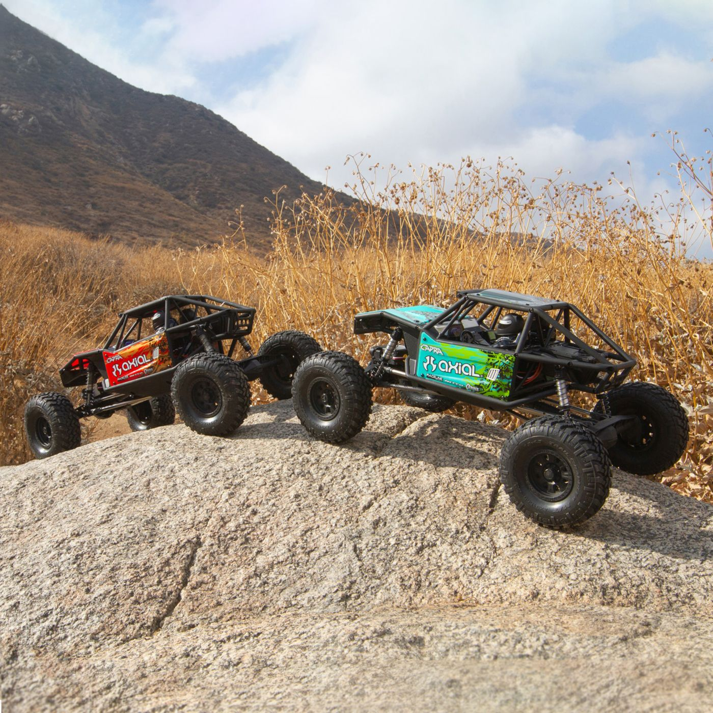 Capra 1.9 Unlimited Trail Buggy | Axial