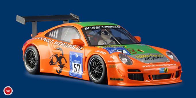 Porsche 997 Nurburgring 24h 2014 | NSR