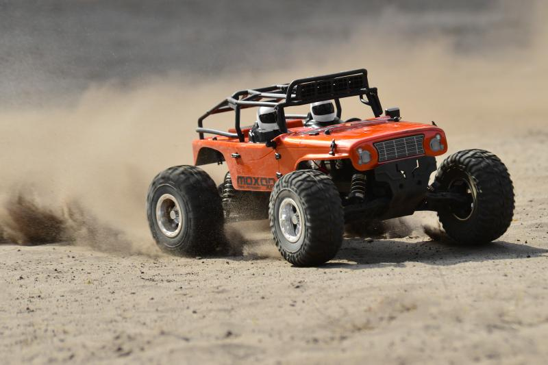 MOXOO XP Desert Buggy  | Team Corally