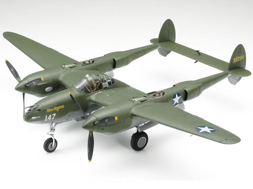 Plastic Modelbouw Vliegtuigen oktober 2019 | Tamiya