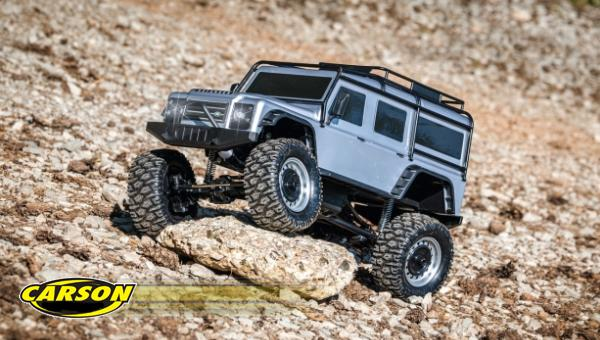 Land Rover Defender Rock Crawler | Carson