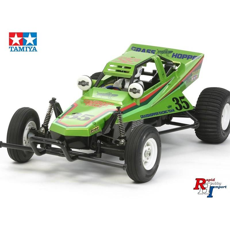Grasshopper Candy Green Edition | Tamiya