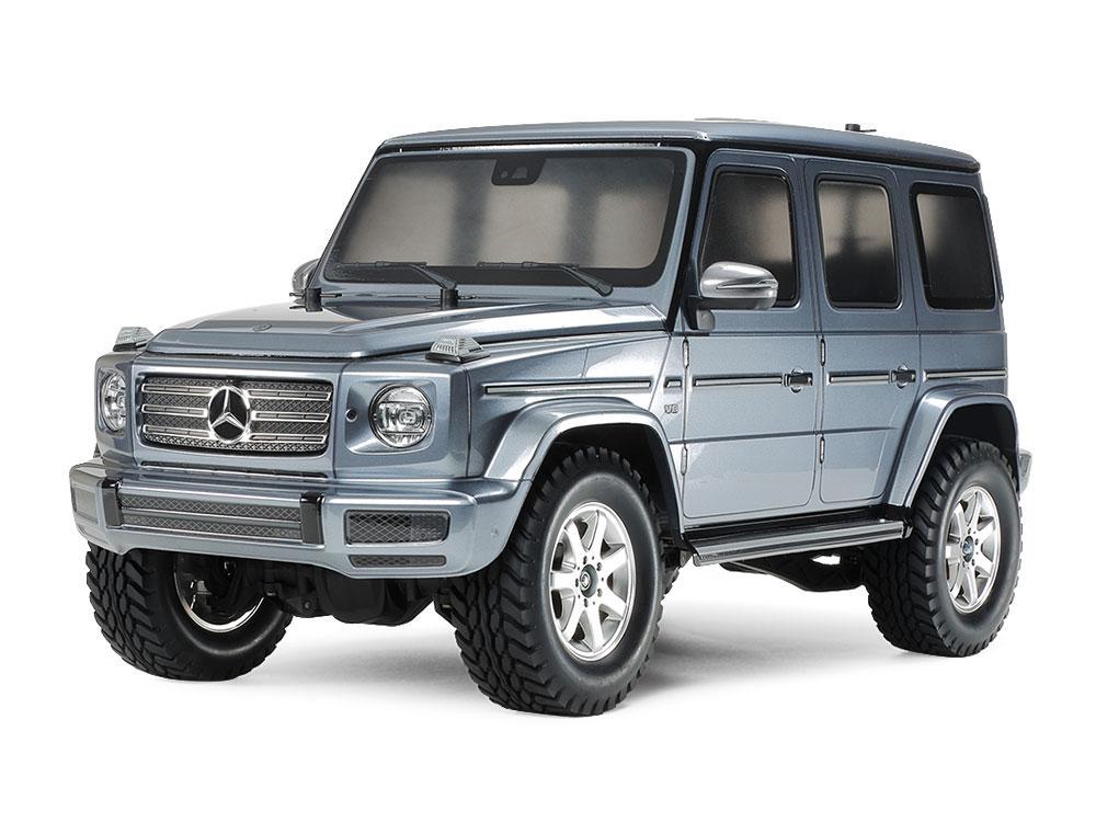 Mercedes-Benz G 500 (CC-02) | Tamiya