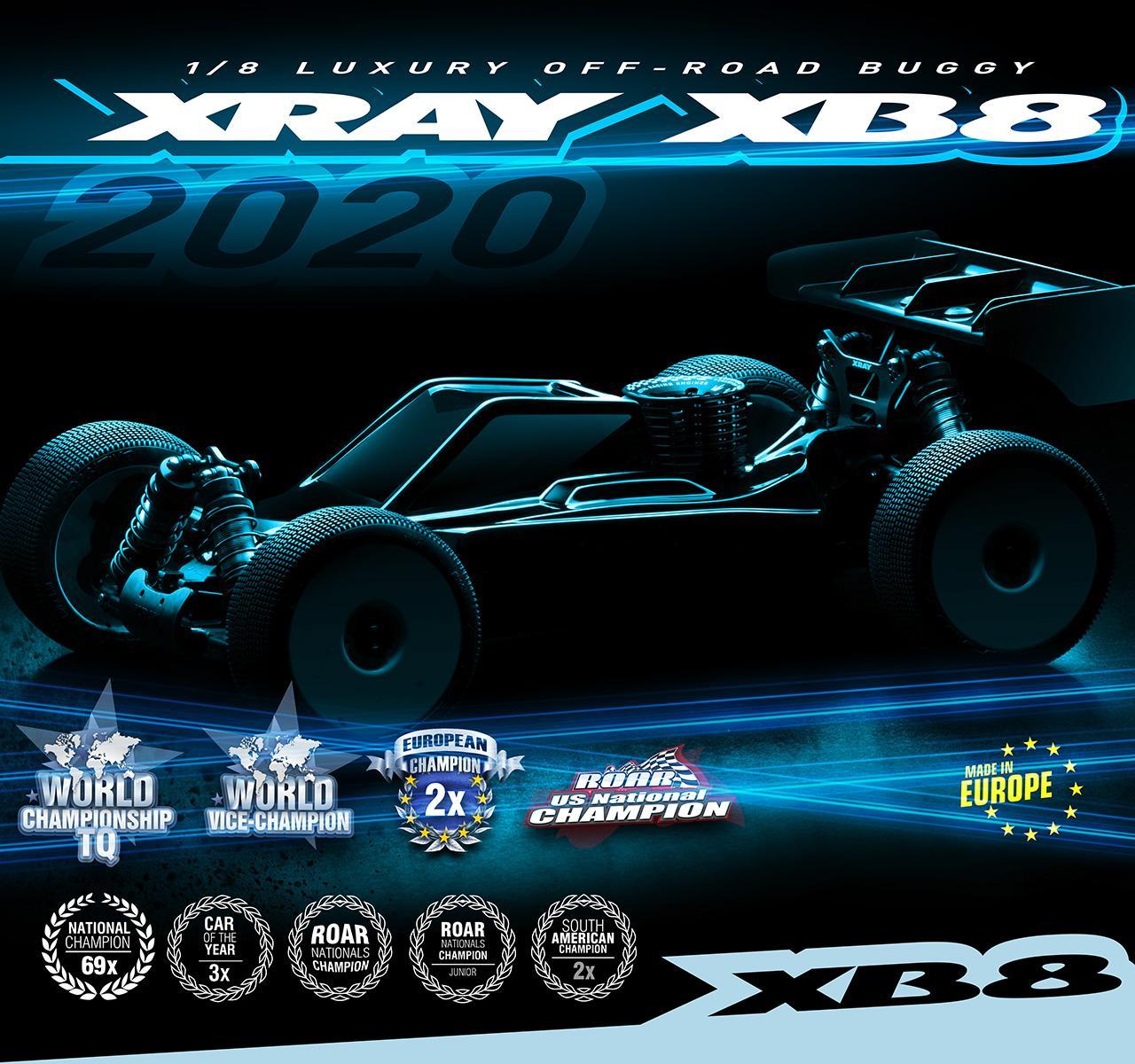 XB8 | Xray