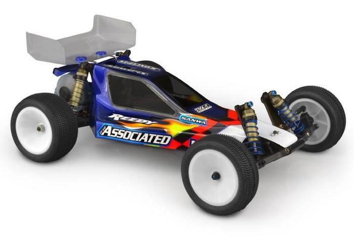 RC10B3 Body | JConcepts
