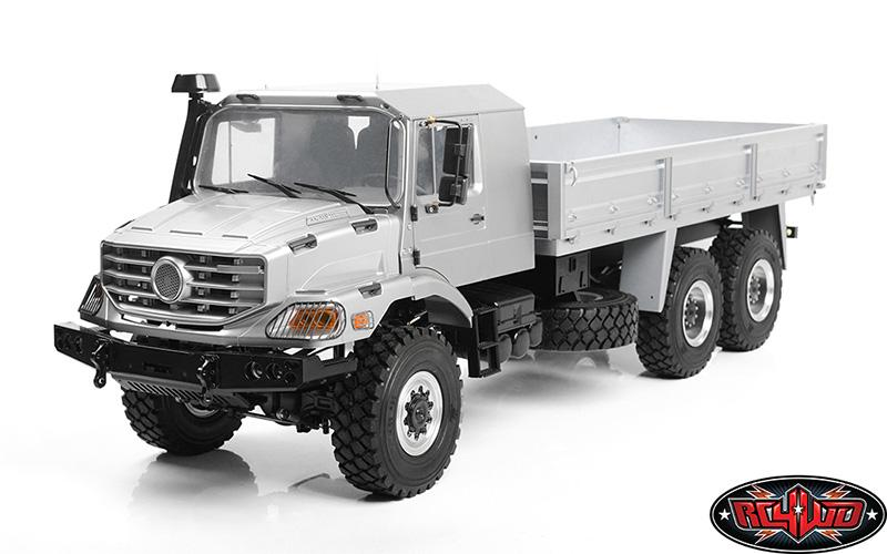 Overland 6x6 Truck 1:14 | RC4WD
