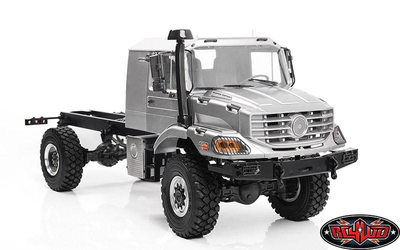 Overland 4x4 Truck 1:14 | RC4WD