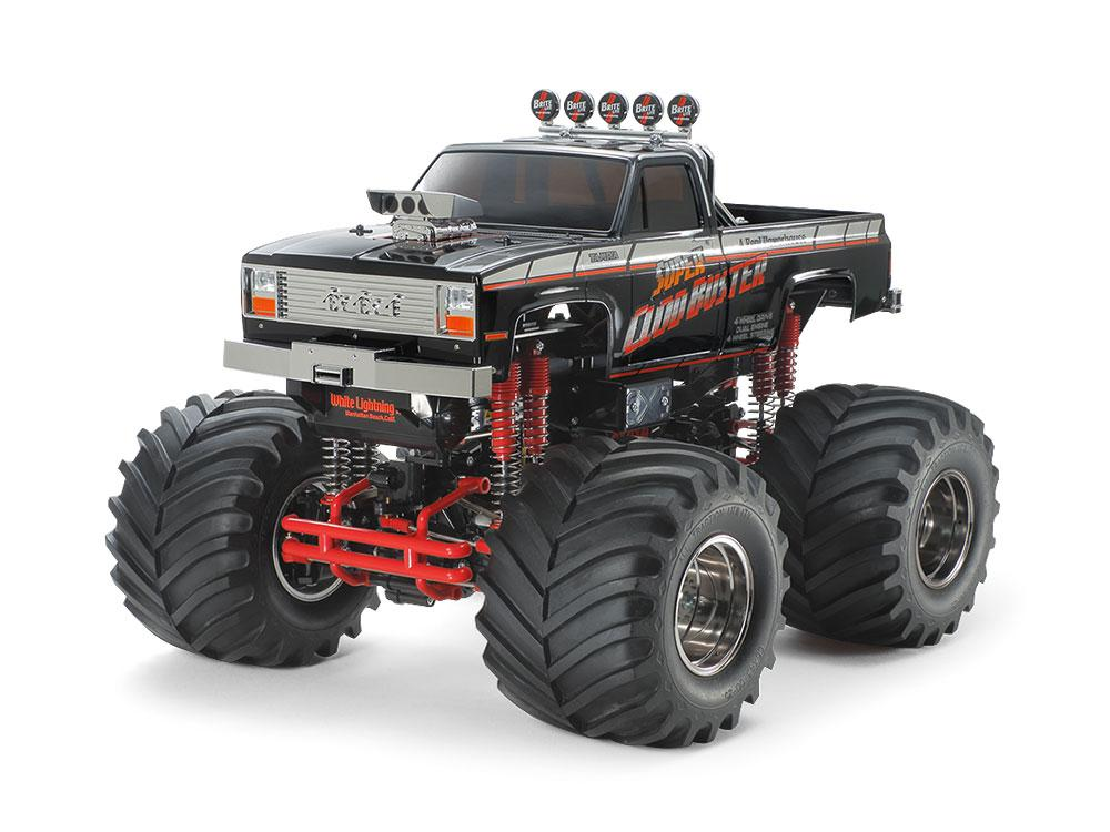 Super Clod Buster Black Edition | Tamiya