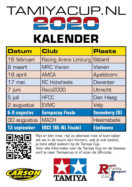 EVMC Velp gaat door! | Tamiya Cup NL