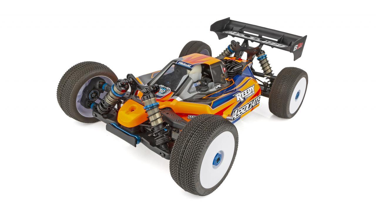 RC8B3.2 Nitro Buggy | Team Associated