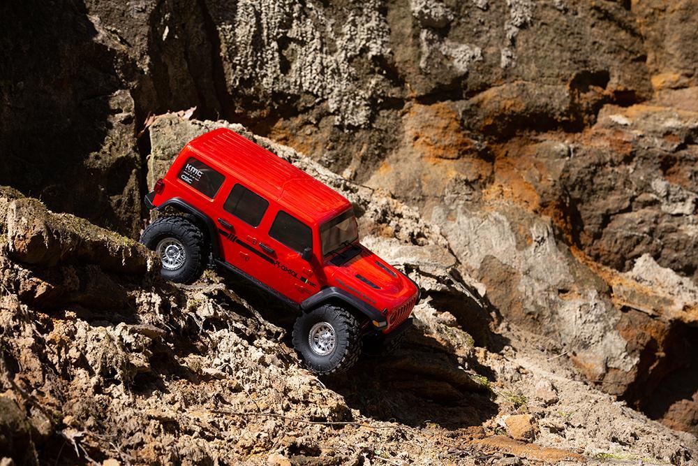 SCX10 III Jeep Wrangler RTR | Axial