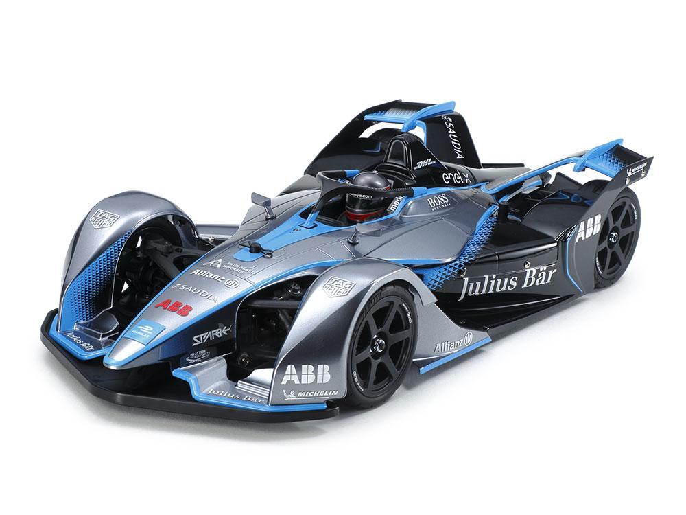 Formula E GEN2 Car - Championship Livery | Tamiya