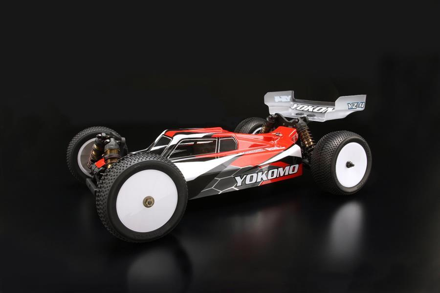 YZ-4SF2 4WD Offroad Car Kit | Team Yokomo
