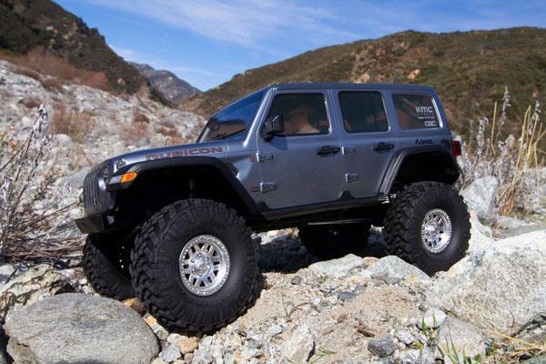 SCX10 III Jeep JL Wrangler 4WD | Axial