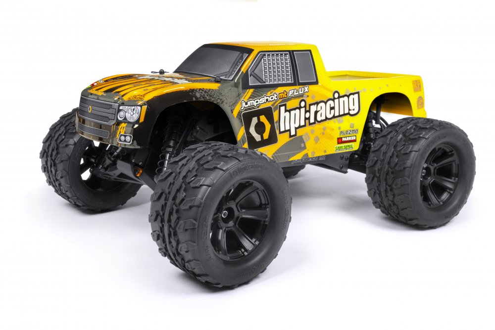 Jumpshot MT Flux | HPI-Racing