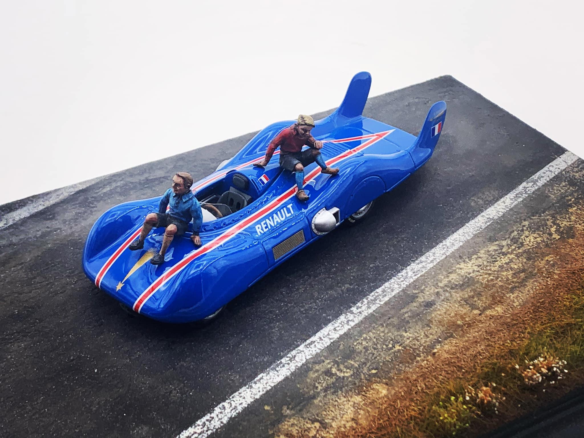 Etoile Filante 1956 | Le Mans Miniatures