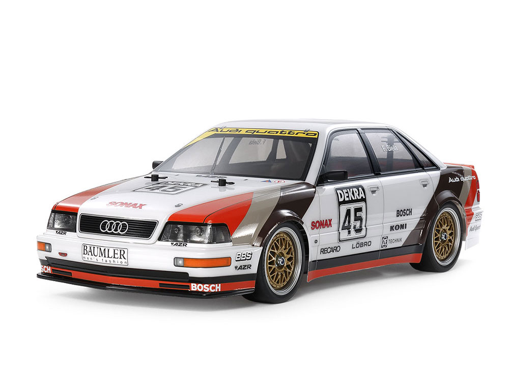 1991 Audi V8 Touring (TT-02) | Tamiya