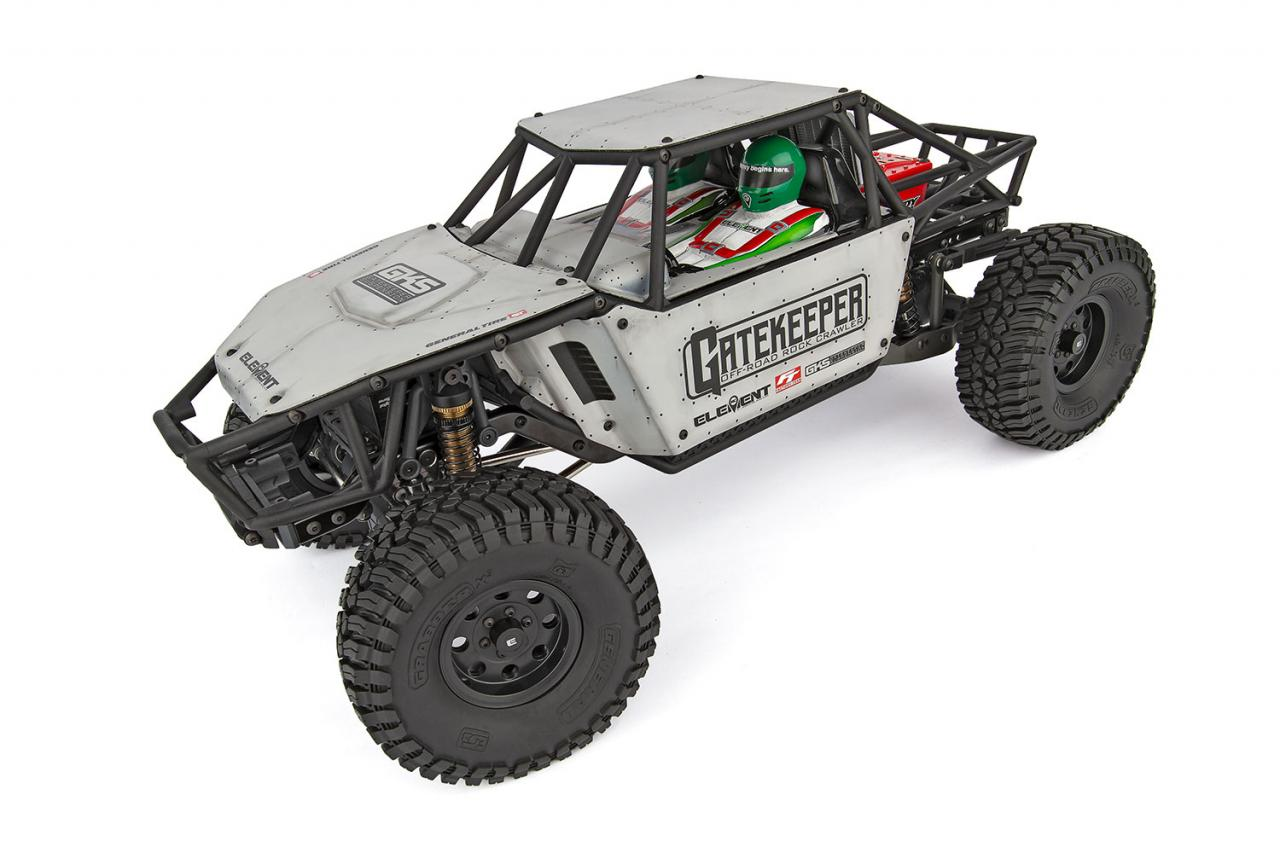 Enduro Gatekeeper Rock Crawler | Element RC