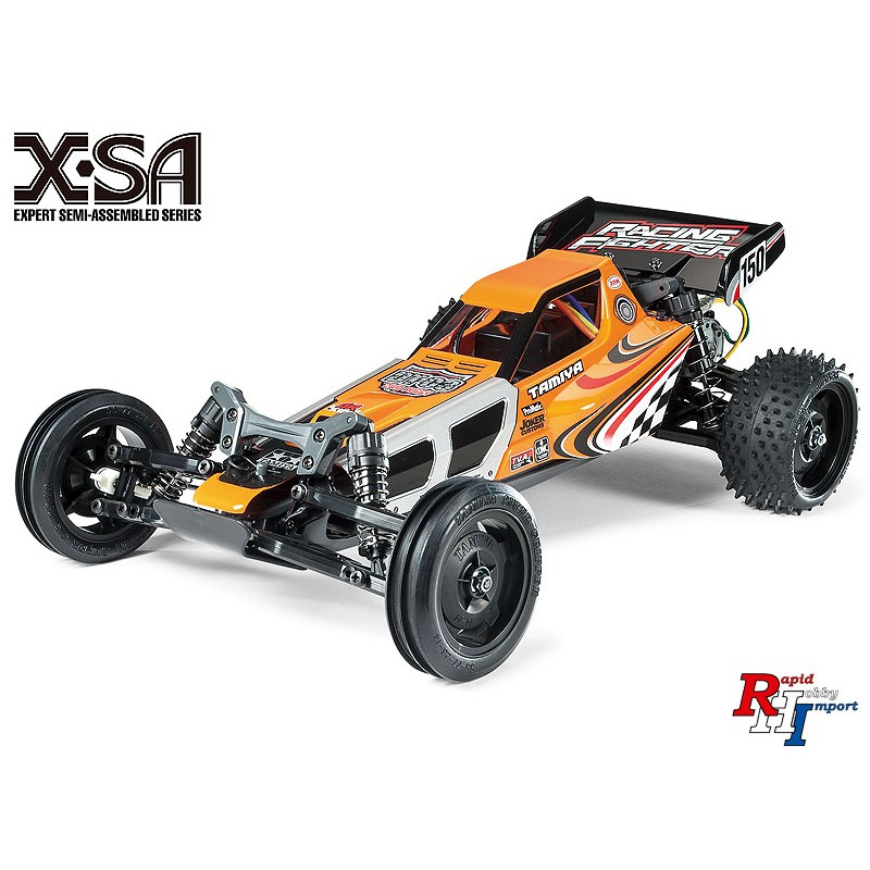 Racing Fighter | Tamiya X-SA