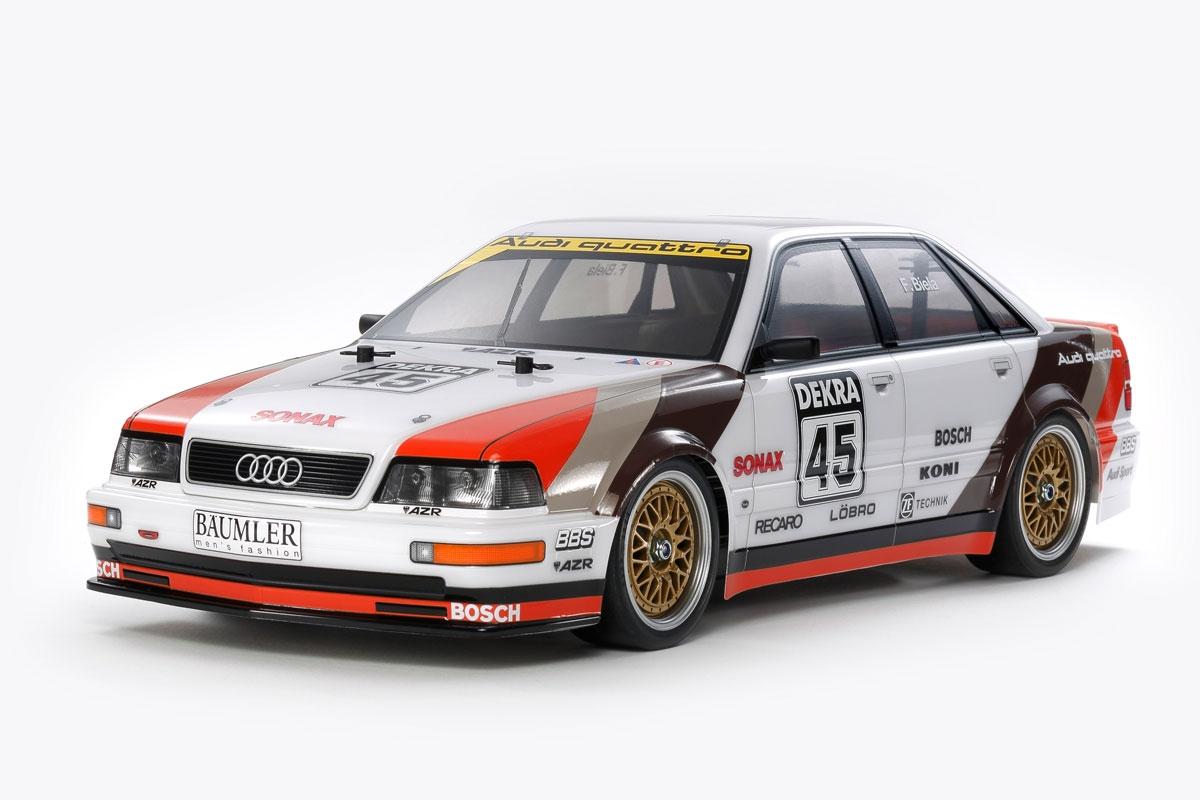 1991 AUDI V8 Touring | Tamiya