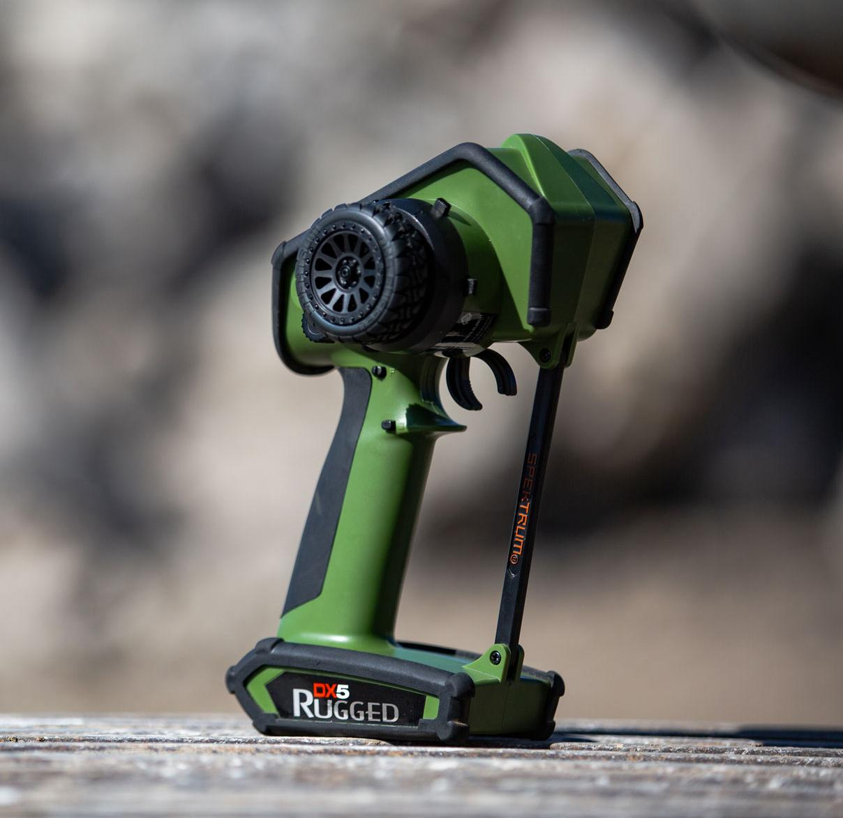 DX5 Rugged Special Edition Green | Spektrum