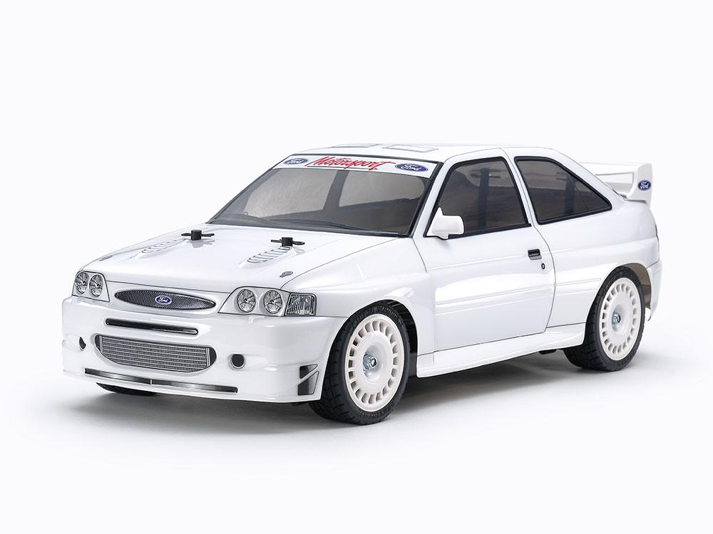 Ford Escort Custom (TT-02) | Tamiya