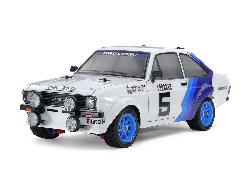 Ford Escort Mk.II Rally (Painted Body) (MF-01X) | Tamiya